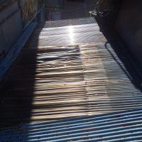 静岡市葵区S邸  トタン屋根の張替え工事の画像1