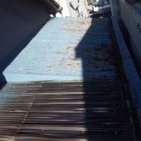 静岡市葵区S邸  トタン屋根の張替え工事の画像2