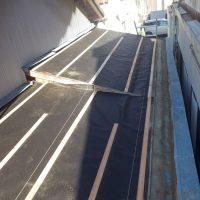 静岡市葵区S邸  トタン屋根の張替え工事の画像4