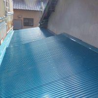 静岡市葵区S邸  トタン屋根の張替え工事の画像5