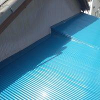 静岡市葵区S邸  トタン屋根の張替え工事の画像6