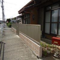 浜松市中区K邸 外構工事の画像8