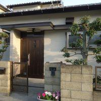 磐田市T邸 外壁張替え工事の画像5