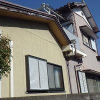浜松市中区S邸 外壁張替え工事の画像1