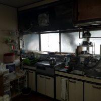 静岡市葵区A邸システムキッチン入替の画像2