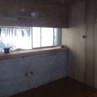 静岡市葵区A邸システムキッチン入替の画像3