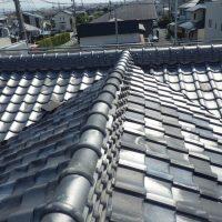 浜松市浜北区K邸屋根葺き替え工事の画像2