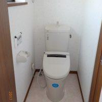 磐田市K邸 トイレ・洗面台入替工事の画像5