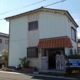 磐田市K邸 外壁塗装工事サムネイル