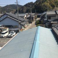 藤枝市K邸 屋根塗装工事の画像1