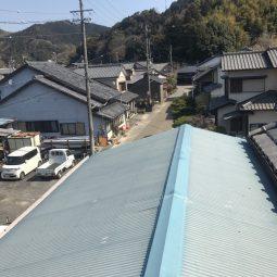 藤枝市K邸 屋根塗装工事サムネイル