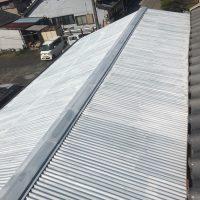 藤枝市K邸 屋根塗装工事の画像2