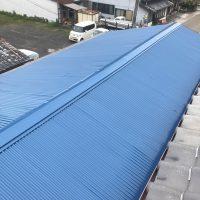 藤枝市K邸 屋根塗装工事の画像4