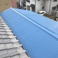 藤枝市K邸 屋根塗装工事の画像5
