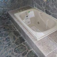 掛川市K邸岩風呂改修工事の画像4