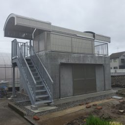 静岡市葵区S邸 天体観測所新築工事サムネイル