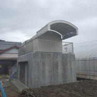 静岡市葵区S邸 天体観測所新築工事の画像2