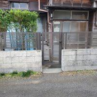 外構工事 静岡市葵区O邸の画像1
