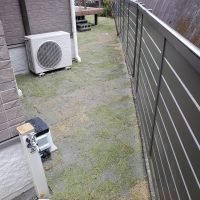 天然芝工事 静岡市駿河区A邸の画像2