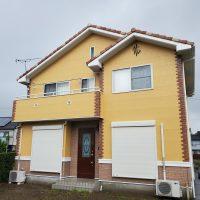 掛川市 M邸 外壁塗装工事の画像1