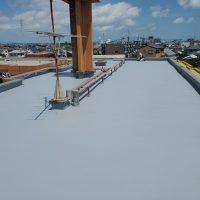屋上防水工事 浜松市中区Aマンションの画像3