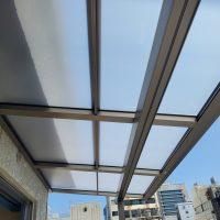 静岡市葵区Aビル テラス交換の画像1