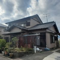 島田市O邸 外壁塗装工事の画像1