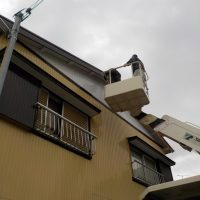 屋根板金工事 浜松市浜北区U邸の画像2