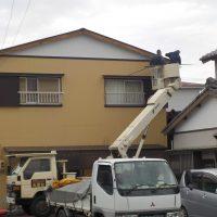 屋根板金工事 浜松市浜北区U邸の画像1