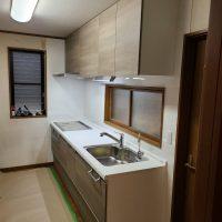 システムキッチン入替工事 静岡市葵区M邸の画像1